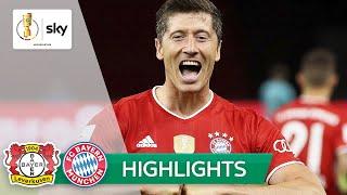 Bayer 04 Leverkusen - FC Bayern München 2:4 | Highlights - DFB-Pokal 2019/20 | Finale