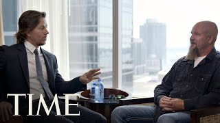 Mark Wahlberg Sits Down With His