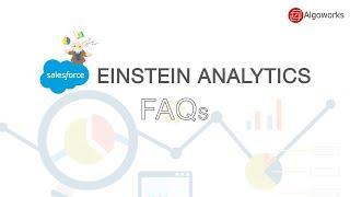 Salesforce Einstein Top FAQs'