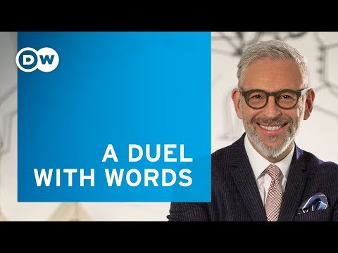 A Duel with Words – Gerhard Elfers | #whereicomefrom