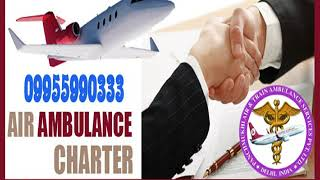 Now you can Book Renowned Air Ambulance in Kolkata