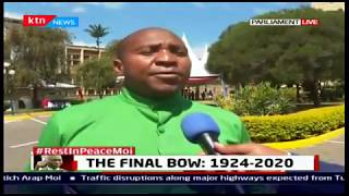 Nominated MP David Ole Sankok on how Moi assisted him in University politics