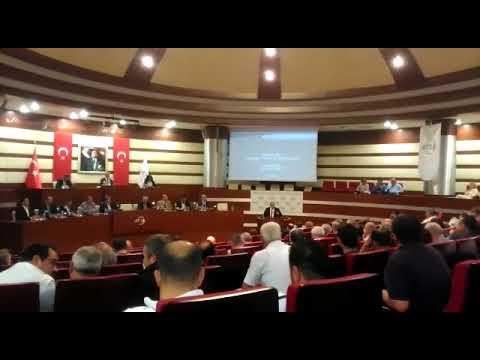 ATSO Meclisi gerçekleşti