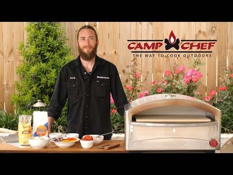 Camp Chef Italia Artisan Pizza Oven Cook Test & Overview