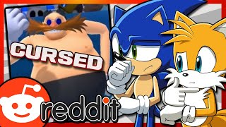 Sonic and Tails React to Reddit
