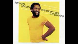 Roy Ayers - Everybody Loves The Sunshine (DEMO)