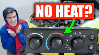 Why Doesn't My Car Have Heat?