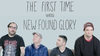 New Found Glory Talk Their First Time Bombing Onstage