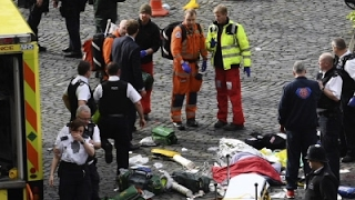 Deadly Rampage Outside UK Parliament