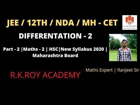 Differentiation - 02