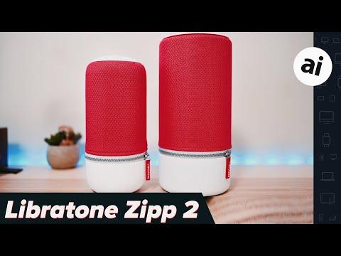 Review: Libratone Zipp 2 and Zipp Mini 2 are our favorite
