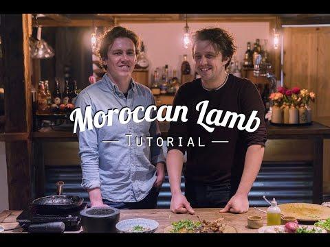Moroccan Lamb Tutorial