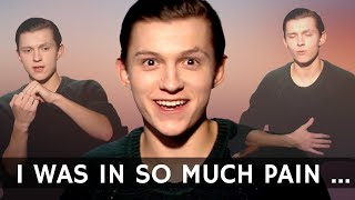 TOM HOLLAND Cheating | FUNNY | Fitness, Workout Plan, DIET For Spider-Man