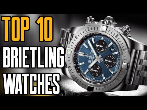 Top 10 Best Breitling Watch To Buy In 2019