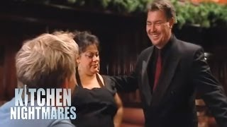 Gordon Calls Owner's Husband a Gangster - Kitchen Nightmares
