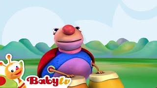 Big Bugs Band - Brazilian Carnival | BabyTV