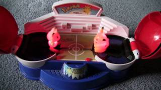 preview picture of video 'Time Machine - Pokemon Toy Coin Bank'