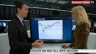 ESTOXX50 Price Eur Index Euro Stoxx 50: Abwärtspotential bis 2300 - Jetzt Depot sichern - Kasko-Schutz