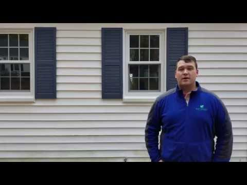 Homeowner talks about his experience with Clear Choice Home Improvements installing his windows.