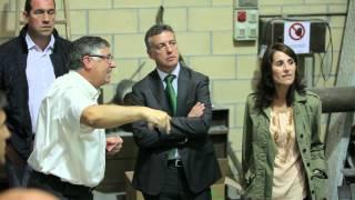 preview picture of video 'Iñigo  Urkullu - Herriz Herri: Azpeitia'