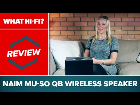 Naim Mu-so Qb wireless speaker review