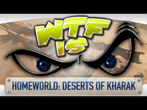 ► WTF Is... - Homeworld: Deserts of Kharak ? - YouTube video thumbnail