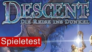 Descent: Die Reise ins Dunkel (Spiel) / Anleitung & Rezension / SpieLama