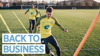 MAN CITY TRAINING | New Training Kit!