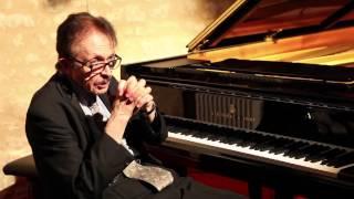 Alberto Neuman, pianiste argentin d'Angoulème