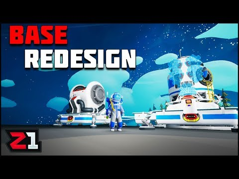 Base Redesign, Trade Platform and Large Shredder ! Astroneer Gameplay Episode 8 | Z1 Gaming