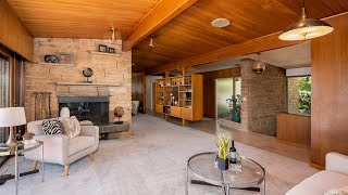 This Seward Park Home Is A Flashback To The 1950s - KING 5 Evening