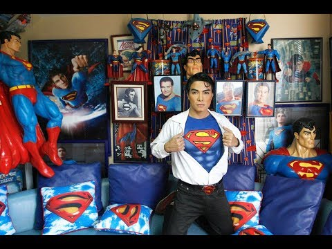 RECORD GUINNESS, EL SUPERMAN HUMANO