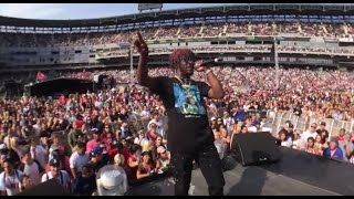 Lil Uzi Vert - Magnificent Coloring Day Performance