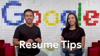 Create Your Resume for Google: Tips and Advice-A good watch for Techies and in General