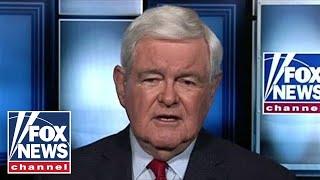 Gingrich: Mueller's interest is destroying Trump