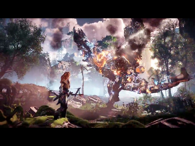 Horizon: Zero Dawn UK TV Spot