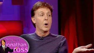 Elvis Presley Got Paul McCartney's