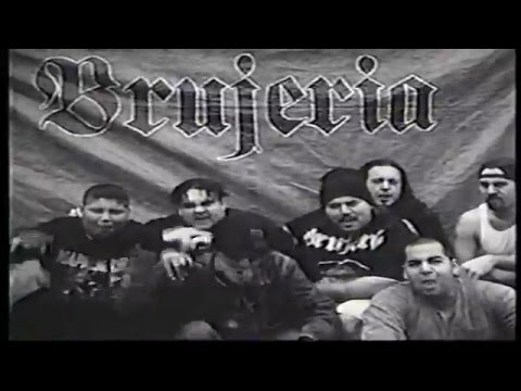 BRUJERIA - La Ley De Plomo (OFFICIAL MUSIC VIDEO)