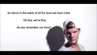Avicii ft.  Mø - Dear Boy (lyrics)