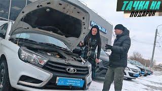Купила VESTA SPORT за 350 000 руб