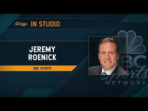 Jeremy Roenick Talks NHL Replay, Stanley Cup, Gretzky & More w/Dan Patrick | Full Interview