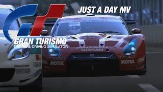 Gran Turismo MV - Just a Day (Remix)