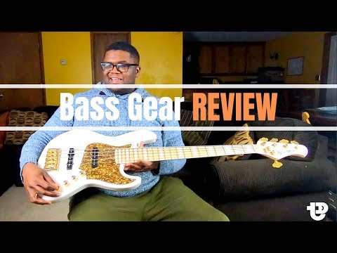 Bass Gear Review // This is What I Use!