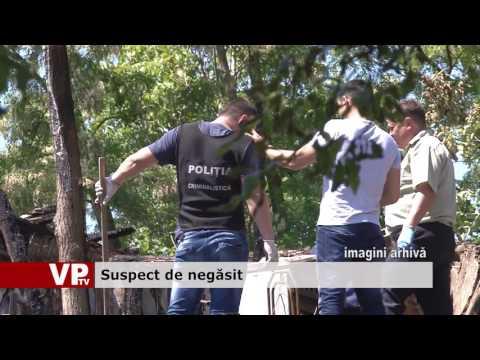 Suspect de negăsit