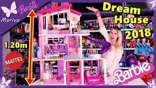 Marivobox #41 * IDEALNY DOMEK - NOWY OGROMNY DREAMHOUSE!!! * Unboxing po polsku z lalkami