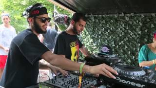 The Martinez Brothers @ Kappa Futur Festival 2014 // Day 2 // 06-07-2014