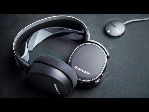 SteelSeries Arctis 7 - The Almost Perfect Wireless Headset!