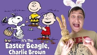 Easter-Riffic Month: It's the Easter Beagle, Charlie Brown (1974)