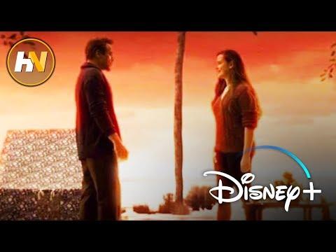 FIRST LOOK at Morgan Stark Deleted Scene from Avengers Endgame Disney+ LEAKED
