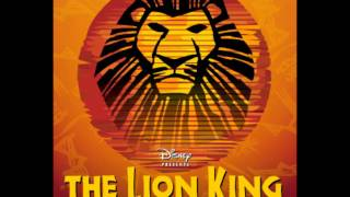 Lion King on Broadway - Simba confronts Scar